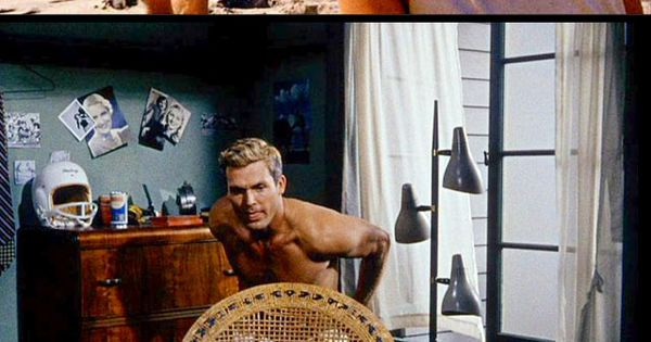 Ty Hardin Amp Gynis Johns In The Chapman Report 1962