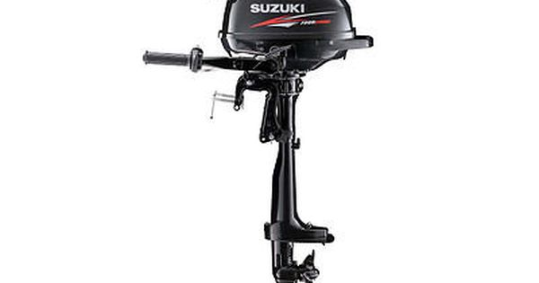 suzuki 2.5 hp 4 stroke outboard motor tiller 15 shaft engine
