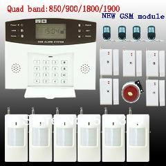 27 Off Gsm Sms Home Burglar Security Gsm Alarm System Detector