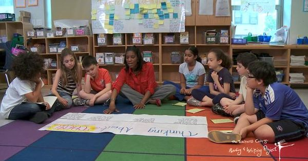 teachers college reading and writing project Causeway bay victoria kindergarten & international nursery's commitment to the most leading-edge, research-based literary program makes us proud to be a project school for columbia teachers college reading and writing project (tcrwp.