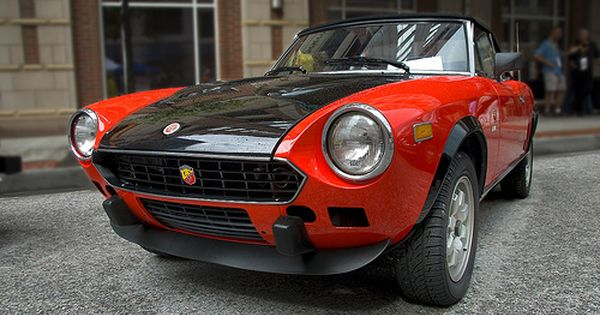 24+ Fiat abarth 2000 sport spider inspirations