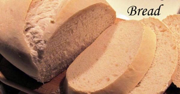 Basic Sourdough Bread | Recipe | Easy sourdough bread ...