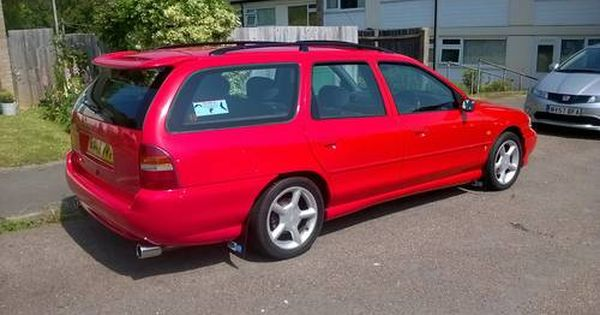 Rare Ford Mondeo 2 5 Ghia Rs Pack Estate For Sale 1994 1195