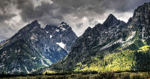 Grand Tetons National Park - I LOVE this place!