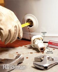 How To Flush A Water Heater Home Repair Diy Home Repair Home Repairs