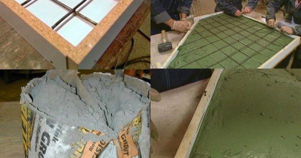 Plan de travail en b ton cir photos supers et conseils for Plan de travail en beton cire colore