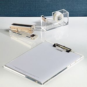 Acrylic Desk Accessories With Images