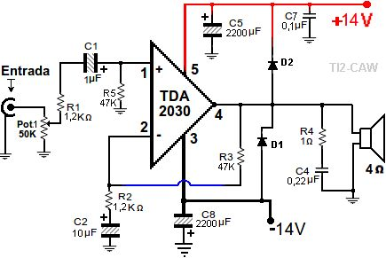 Image Result For Diy Amplifier Wattsa