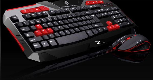 Best Price Black Gaming Wireless 2 4g Keyboard And Mouse Set To Computer Multimedia Gamer China Mainland Klaviatura Kompyutera Klaviatura Multimedia