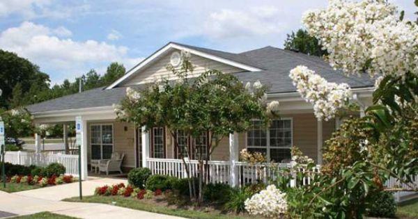 Forest Creek Senior Apartments Richmond Va 23234 Senior Apartments Retirement Community Cottage Style