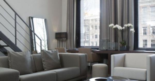 7 tips voor het decoreren van een interieur met hoge plafonds roomed living pinterest - Decoreren van een professioneel kantoor ...