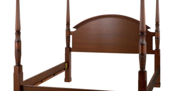 The Bombay Exclusive Herning 4 Poster Bed Has Hallmarks Of