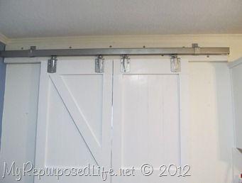 Tractor Supply Barn Door Hardware With Images Diy Barn Door
