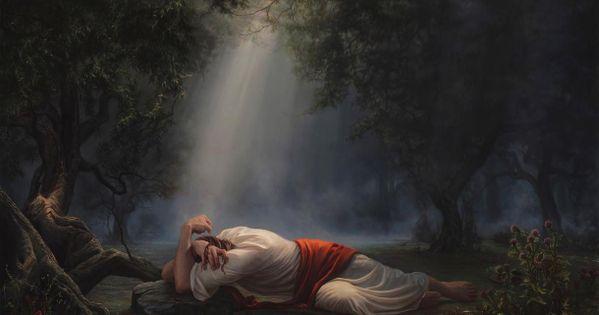 Das 5 Gebot Und Der Garten Getsemani Christliche Bilder Jesus Jesus Christus
