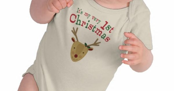 Christmas baby clothes reindeer and red nosed reindeer on pinterest