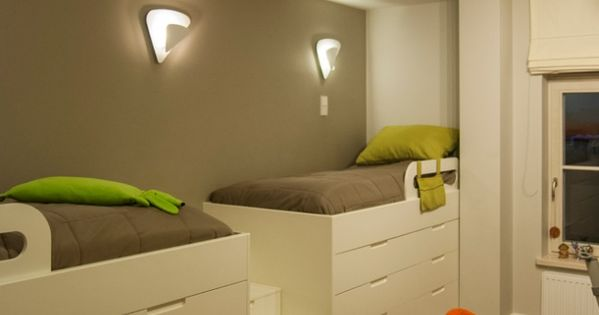 12 raumsparideen f r kleine kinderzimmer und jugendzimmer kinderzimmer pinterest kleines. Black Bedroom Furniture Sets. Home Design Ideas