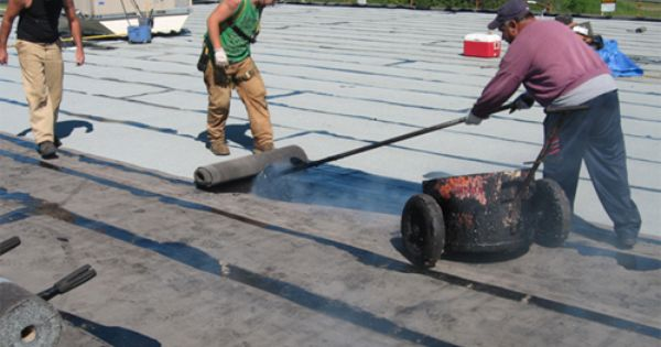Attractive Clearity Modified Bitumen Membrane Service By Service By Fields Roof Service Roofing Services Modified Bitumen Roofing Roofing Systems