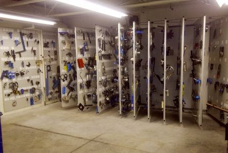 Tool Organization Systems For Dealership Service Departments Tool Organization Service Tool Room Tool Organization Shop Organization