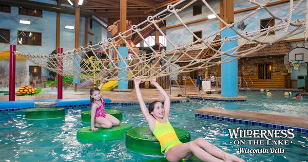 Cubby 39 S Cove Indoor Waterpark At Wilderness On The Lake In