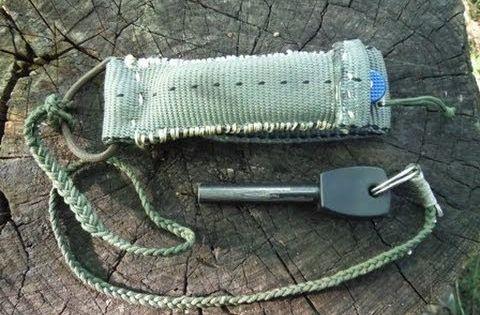 Diy Pocket Knife Pouch Sheath Youtube Survival Knife