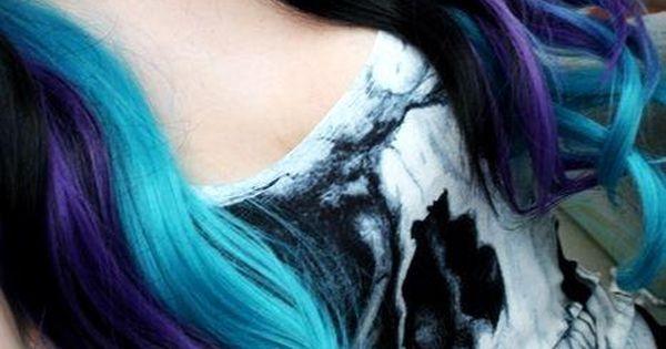 How Long Does Semi Permanent Hair Dye Last Scene Hair