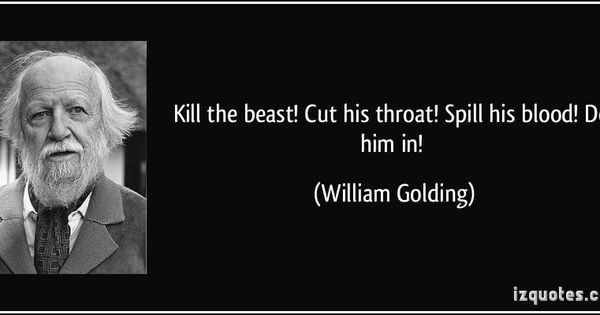 an inherent of good and evil in the lord of the flies by william golding Ralph and jack's conflict between good and evil in lord of the flies over the ages, human behavior has shown that purity of thought leads to a similar action and ultimately to an outcome.