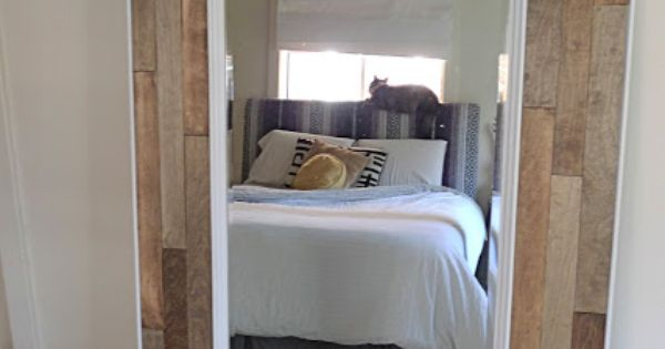 Plywood, Mirror and DIY and crafts on Pinterest