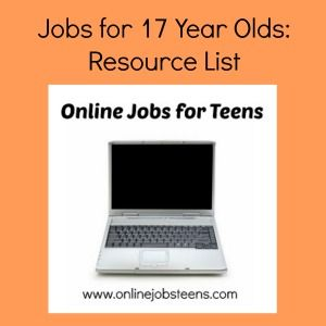 Online Jobs For 17 Year Olds Jobs For Teens Online Jobs For
