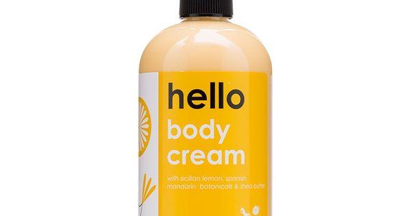 Harvey Prince Hello Body Cream 22 00 Birchbox Body Cream Scented Body Cream Hello Perfume