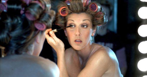 celine dion doing her own make up celine dion my