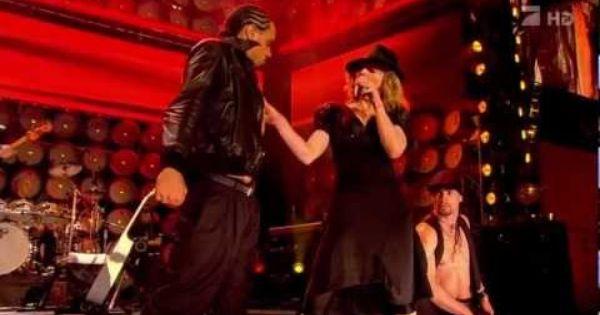 Madonna La Isla Bonita Live She S Fabulous Fabulous Performance Te Dijo Te Amo Madonna Live Live Earth Madonna