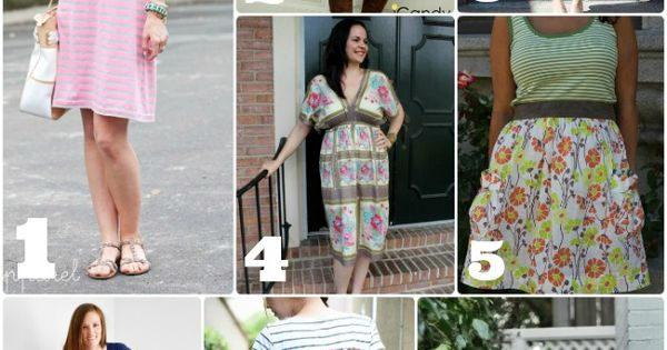 10 amazing sewing tutorials for women Jeanne Bright Bright Bright Bright Bright