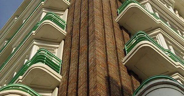Dorset house 1935 london art deco deco london art and art deco - Deco moderne woning ...