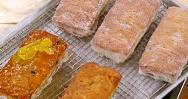Mini Creole Christmas Fruitcakes with Whiskey Sauce : Recipes ...