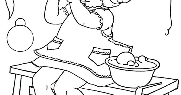 20 Vintage Coloring Book Images