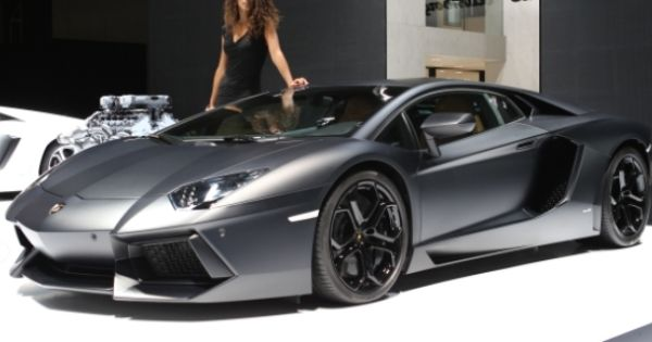 Lamborghini makes Aventador more fuel efficient for 2013 - CNET Mobile
