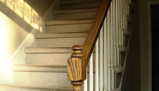 My Foyer Staircase Reveal : My foyer staircase makeover reveal best