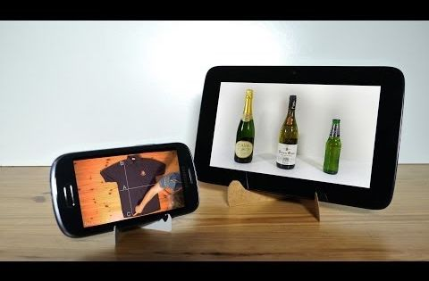 Atril p tablets o tels ideas pinterest soporte para - Atril para tablet ...