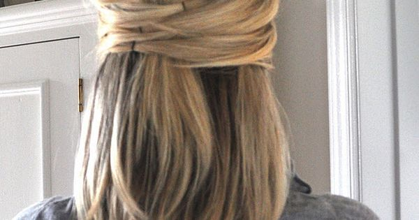 Hairstyle tutorials, so many cute hair ideas!!