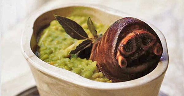 ... Hock and Split Pea Soup | Recipe | Ham Hock, Split Peas and Pea Soup