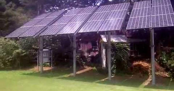 How To Install Solar Panels Using Unistrut Youtube Solar Solar Panels Solar Energy Panels