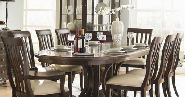 Westwood 9 Piece Formal Dining Set By Bernhardt Baer 39 S Furniture Dining 7 Or More Piece
