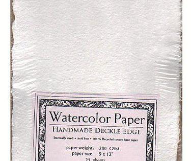 Watercolour Paper Sizes Jackson S Art Watercolor Paper Paper Size
