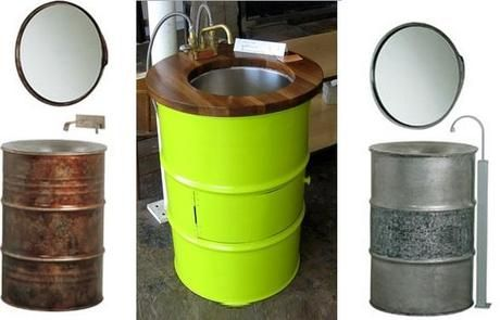 The World S Top 10 Best Uses For Old Oil Drums Paperblog Oil Drum Drums Steel Drum