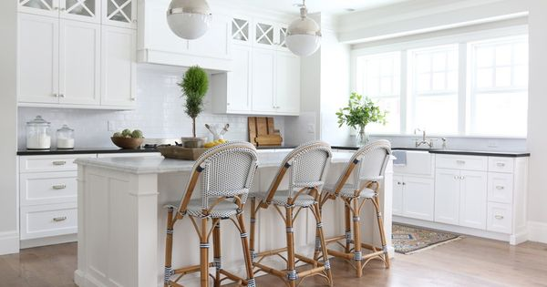 The Midway House Kitchen Studio Mcgee Classic White Kitchen And Classic White