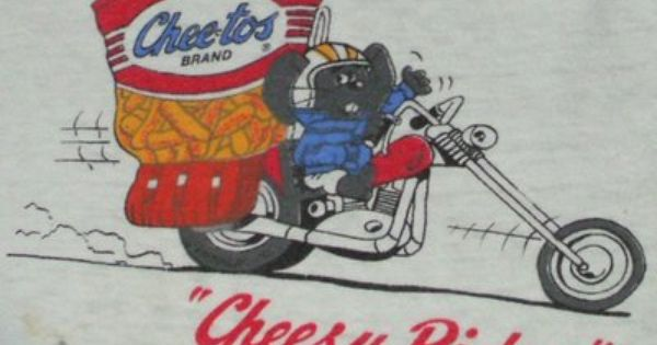 Before Chester Cheetah There Was Cheetos Mouse Aka Cheesy Rider Cheesy Chester Cheetah Rider