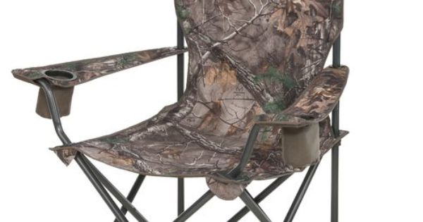 Game Winner 174 Realtreextra Camo Oversize Folding Chair