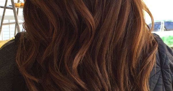 Dark Brown Hair With Caramel Highlights Hairstyles Pinterest Inspiration