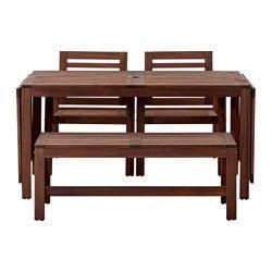 Meubles Pour Repas A L Exterieur Chaises Pour Coin Repas Ikea Terrasse Balcon Mobilier De Salon Ikea Et Meuble Salle A Manger