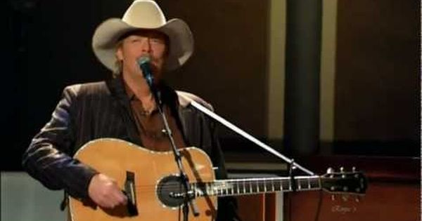 """Alan Jackson - """"Leaning On The Everlasting Arms"""" - YouTube"""